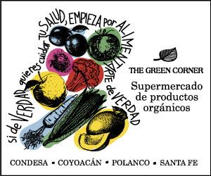 GREEN CORNER - 300x250