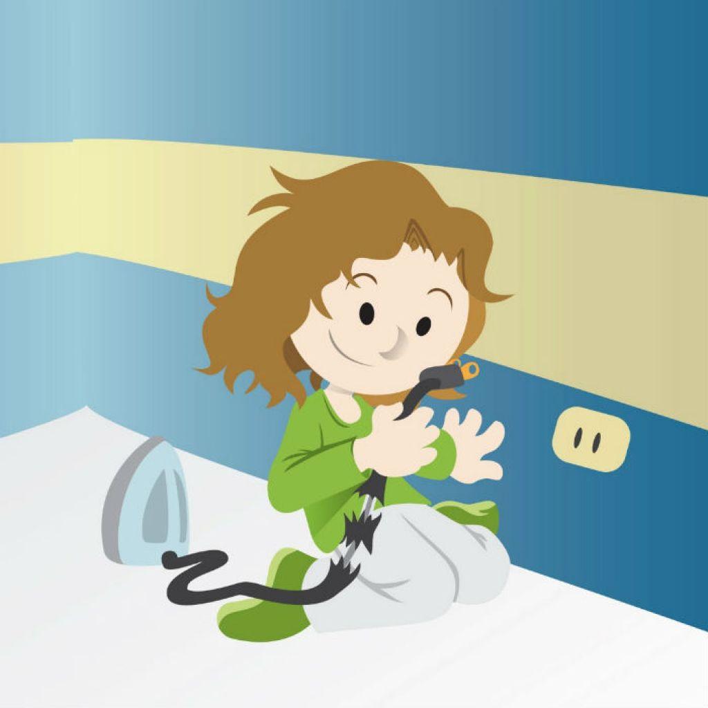 Revista factorrh 5 reglas para cuidar a los ni os en casa for Imagenes de las reglas de la casa